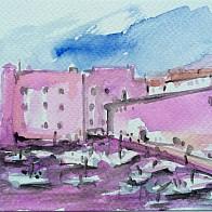 Große Mauer Dubrovnik