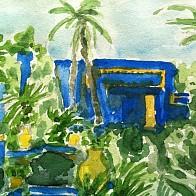 Jardin de Majorelle Marrakesch